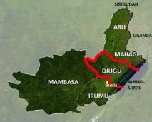 distrikts Ituri
